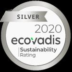 EcoVadis銀メダル2020.pngのサムネール画像